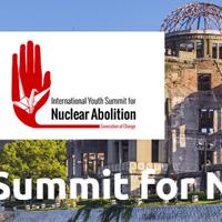 【募集】「変革の世代・核兵器廃絶のための青年の誓い」署名