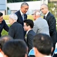 オバマ米元大統領 広島初訪問から5年